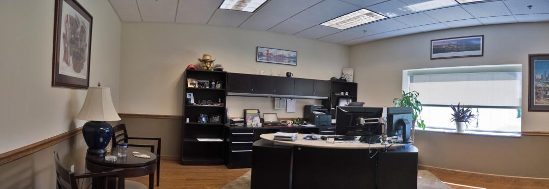 Contemporary Office Finish